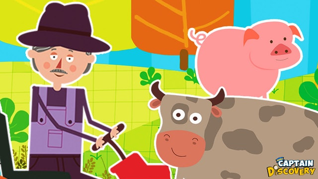 Captain Discovery - Old MacDonald Had A Farm