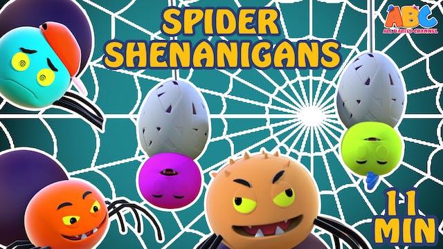 Movie Of The Day - Spider Shenanigans