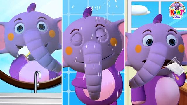 Kent The Elephant - Superhero Morning Routine