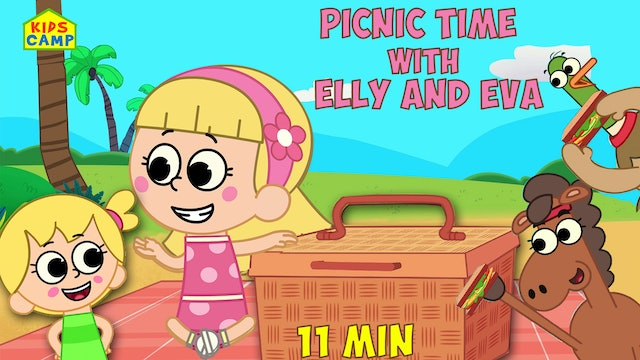 Move of the Day - Picnic Time with Elly and Eva