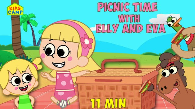 Move of the Day - Picnic Time with El...
