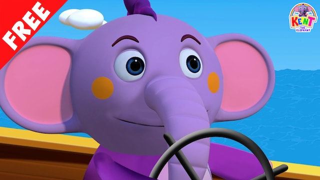 Kent the Elephant - Kent's Journey To Find The Treasure