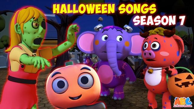 Halloween Songs - Season 7