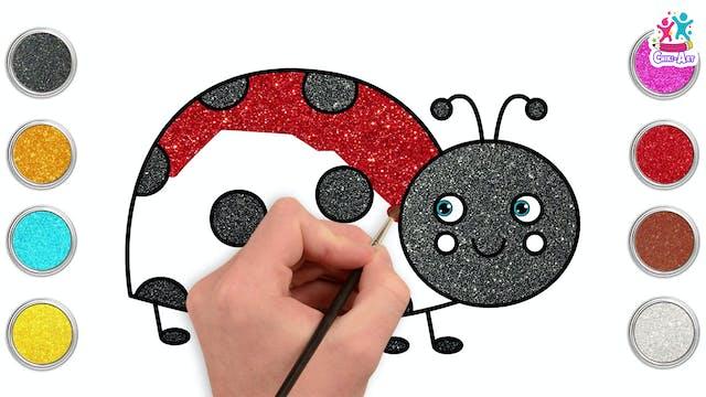 Chiki Art - Ladybug