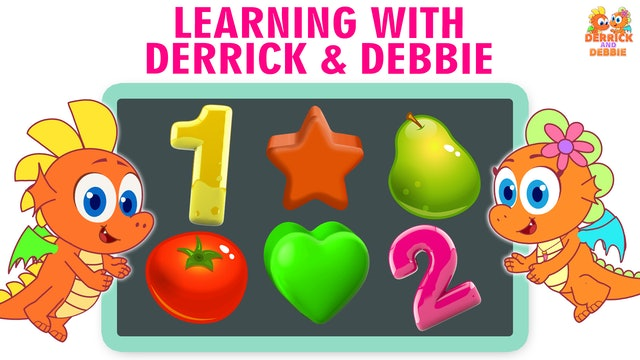 Learning With Derrick & Debbie