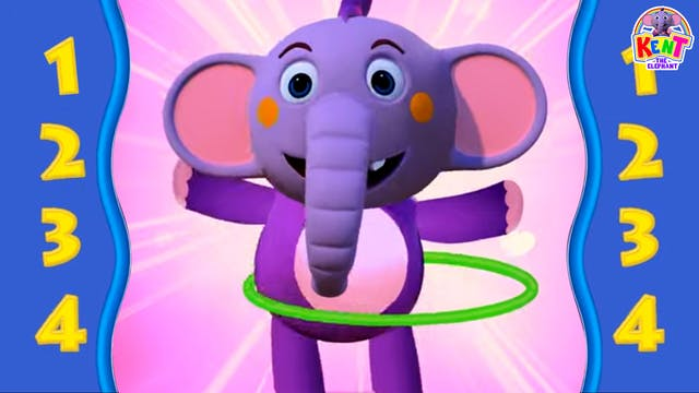 Kent The Elephant - Tick Tick Numbers