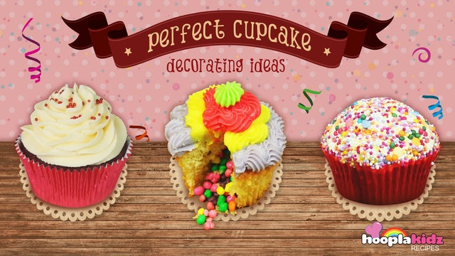 Perfect Cupcake Decorating Ideas