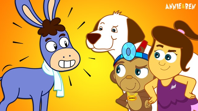 HooplaKidz en Español - A mi burro