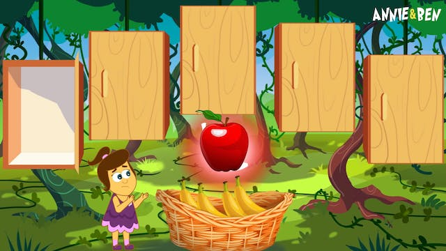 Annie And Ben - Learn Fruits And Matc...