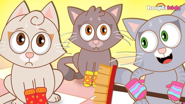HooplaKidz - Three little kittens