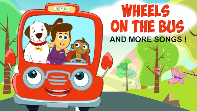 Wheels On The Bus And More Songs