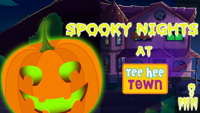 Movie of the Day - Spooky Night at Teehee Town