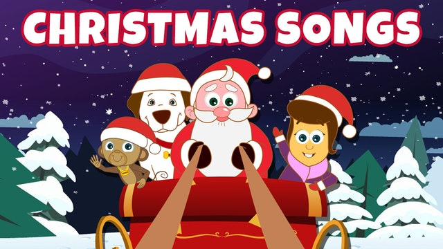 HooplaKidz Christmas Songs