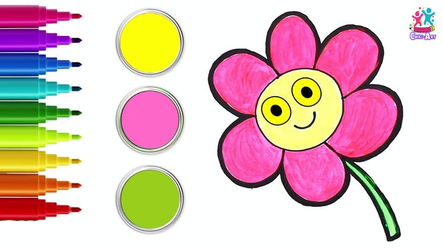 Chiki Art -Flower