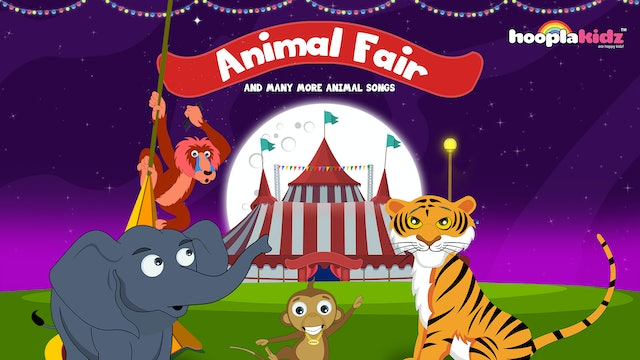 Animal Fair And Many More Animal Songs