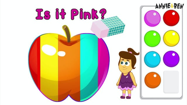 Annie & Ben - Learn Colors With Fruits