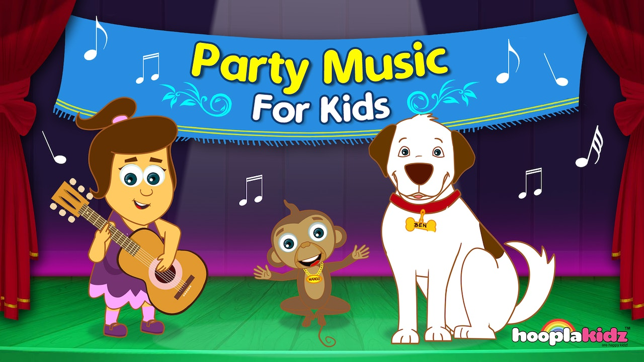 Party Music for Kids