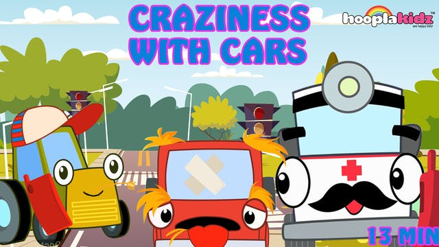 Movies Of The Day - Craziness With Cars