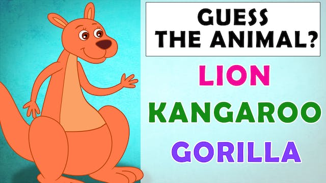 Annie And Ben - Guess The Animal