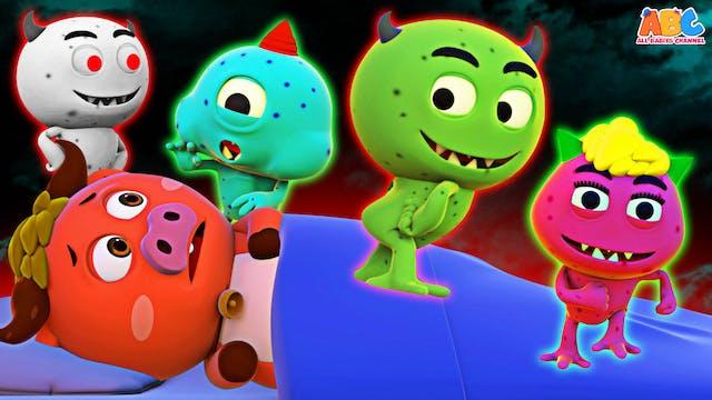 All Babies Channel - Five spooky mons...