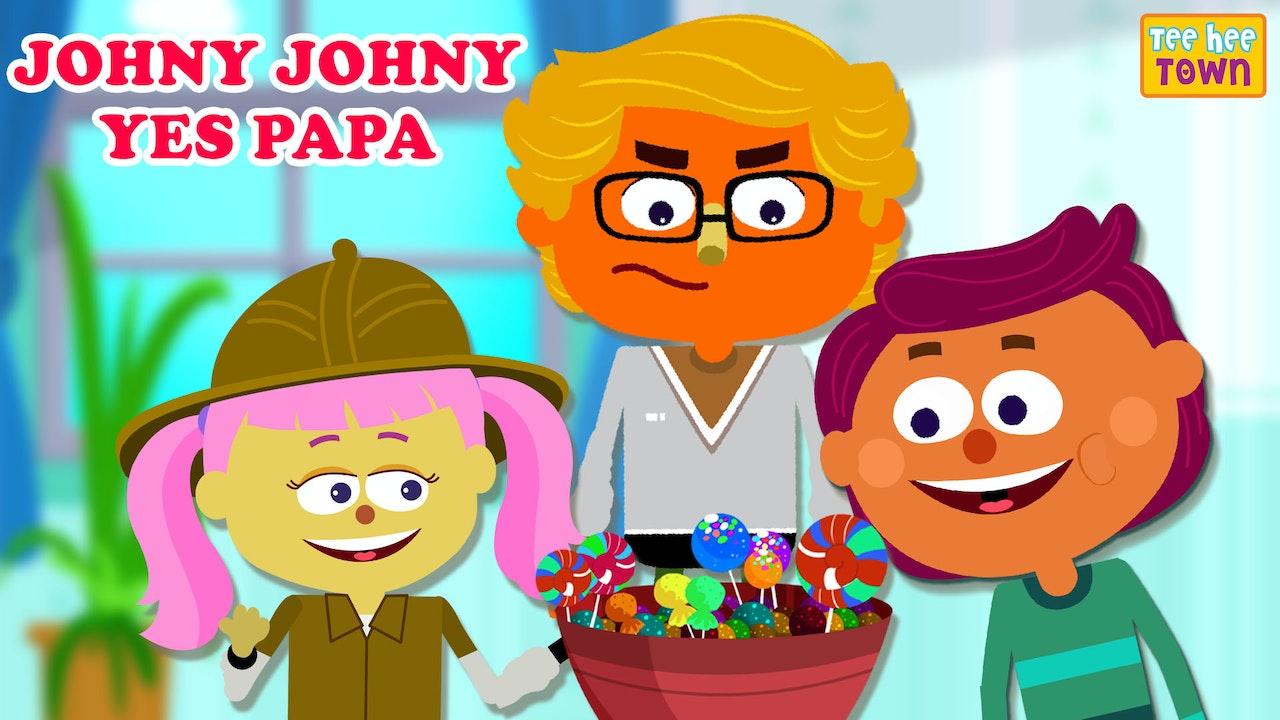 Johny Johny Yes Papa