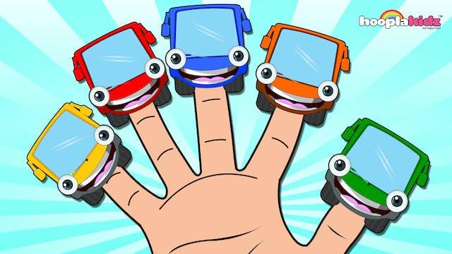 HooplaKidz - Bus Finger Family