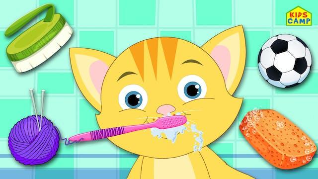 KidsCamp - Kitten Morning Routine