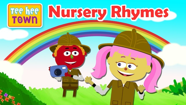 Teehee Town : Nursery Rhymes