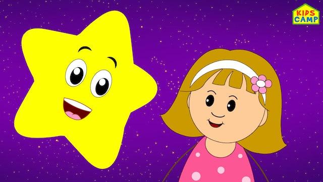 KidsCamp - Twinkle Twinkle star