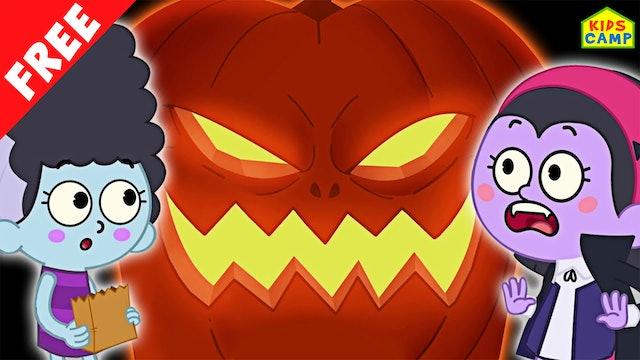 KidsCamp - Spooky fair night Halloween