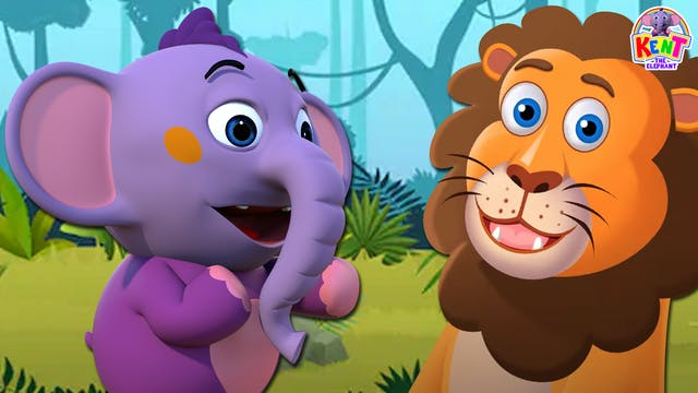 Kent The Elephant - Help The Animals ...