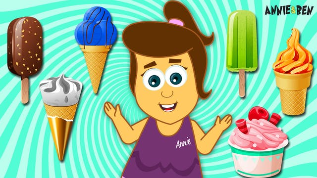 Annie And Ben - Learn Numbers With Ic...
