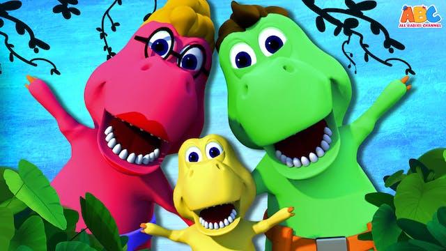 Dino Finger Family