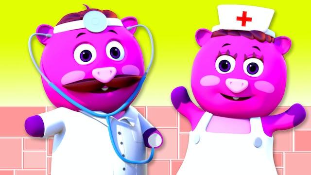 Doctor Finger Family