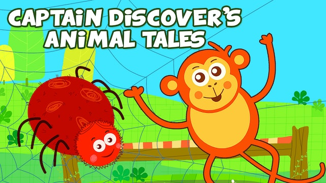 Captain Discovery's Animal Tales