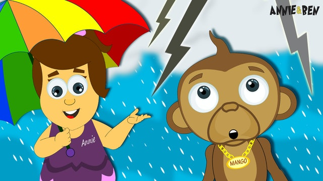 Annie & Ben - I hear thunder