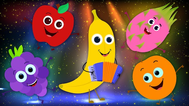 Basket Of Fruits song