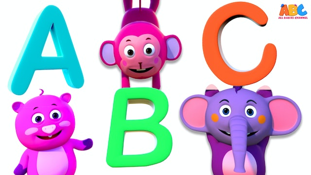 All Babies Channel - ABC Phonics (Hip-Hop)
