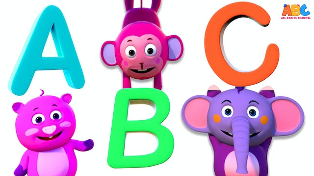 All Babies Channel - ABC Phonics (Hip...