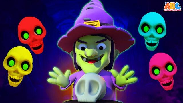 Rig a Jig Spooky - From New ABC Halloween Album (Season 7)
