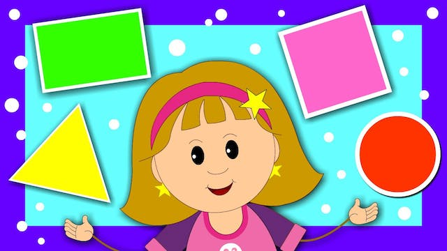 Learn Shapes With Elly's Nursery Rhymes