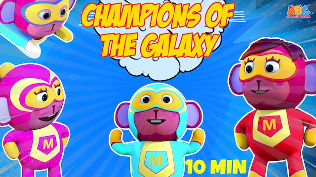 Movie Of The Day - Champions Of The Galaxy