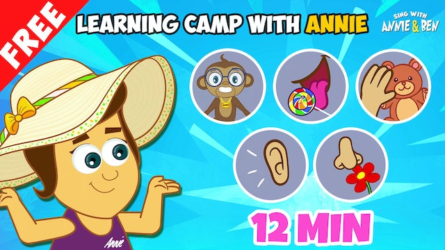 Learning Camp with Annie