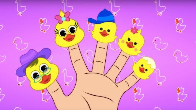 Duck Finger Family