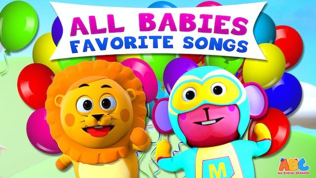 All Babies Favorite Songs
