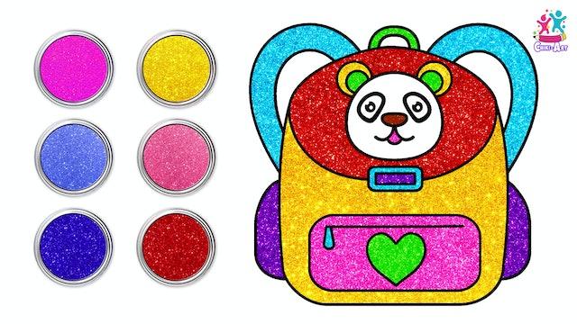 Chiki Art - Backpack