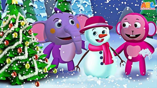 I Am A Little Snowman