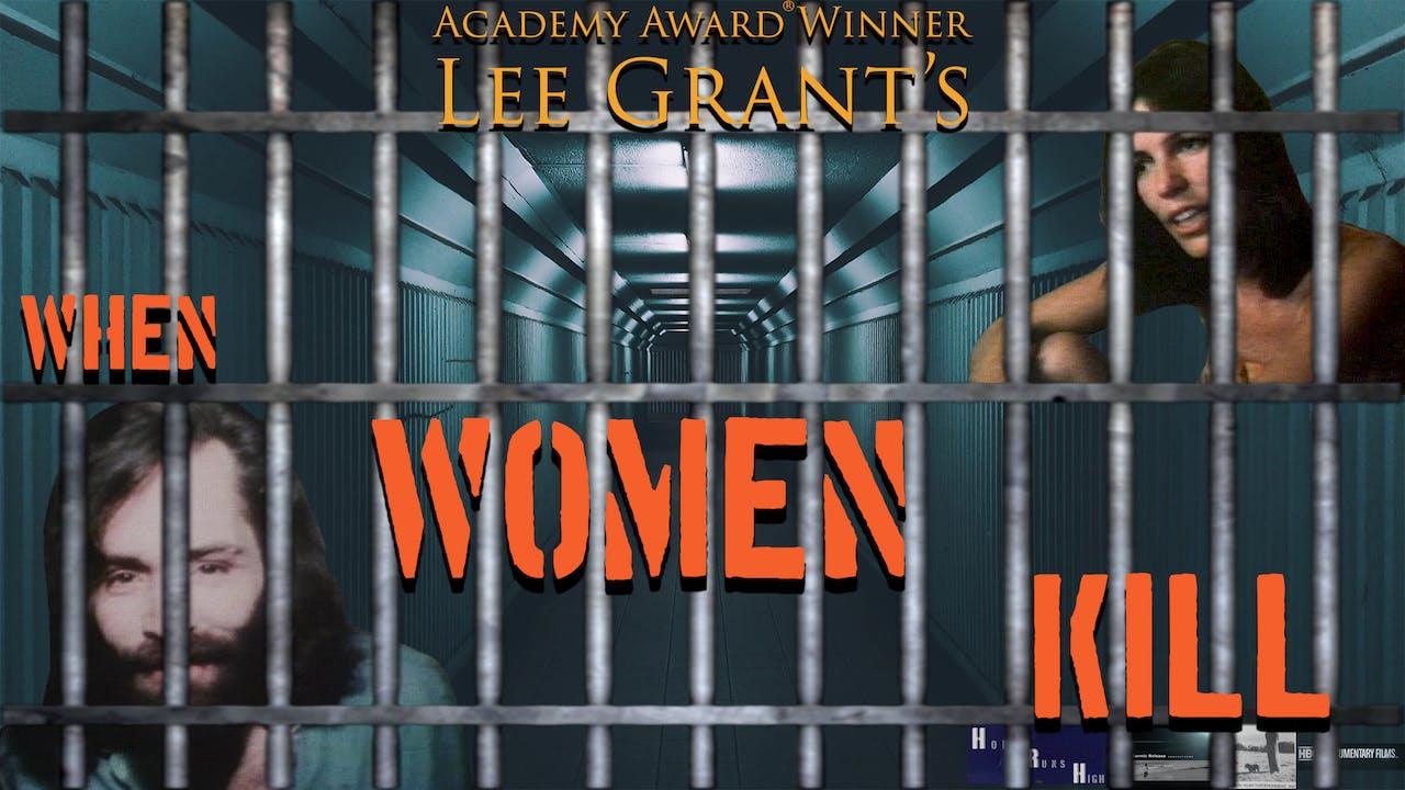 The Guild Cinema Presents: When Women Kill