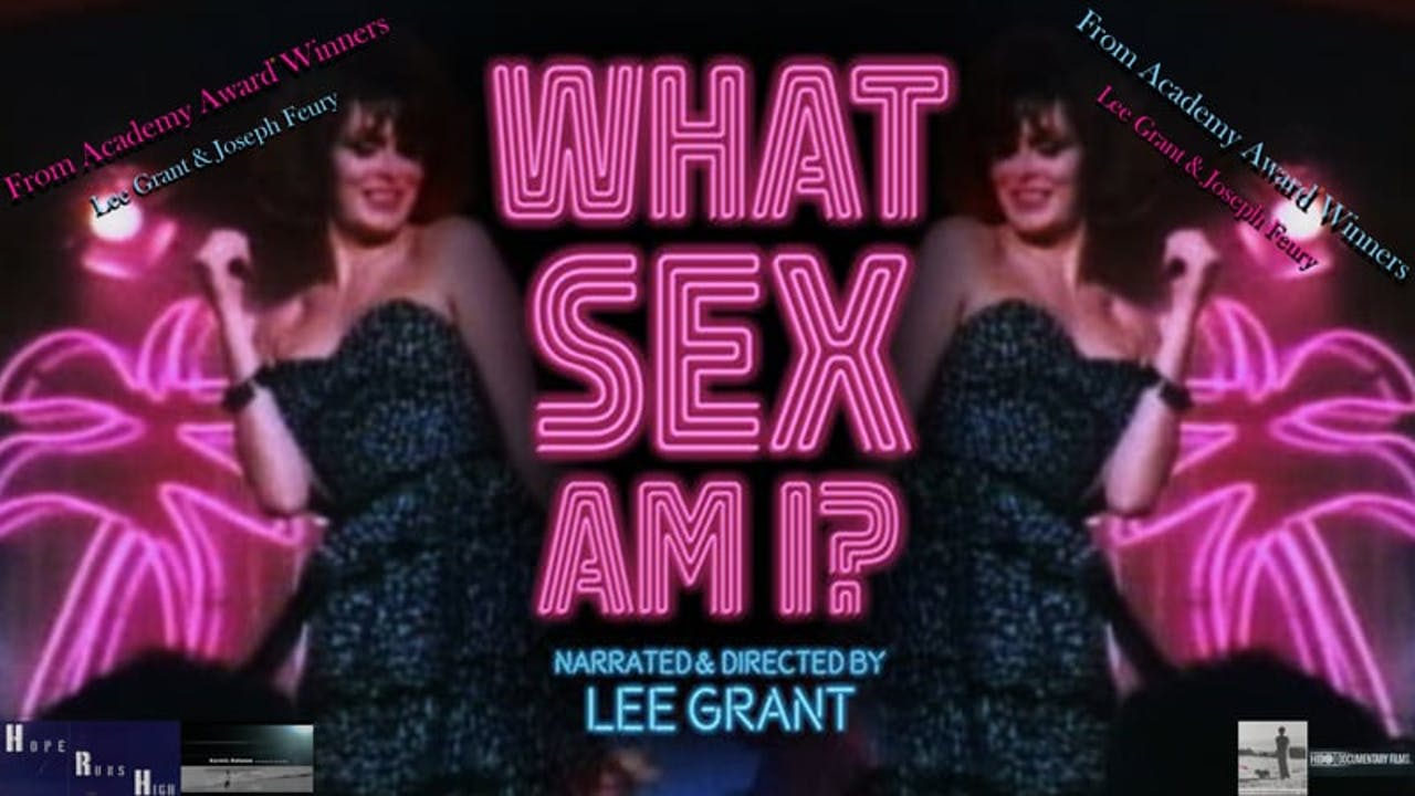 Main Street Movies Presents: What Sex Am I?