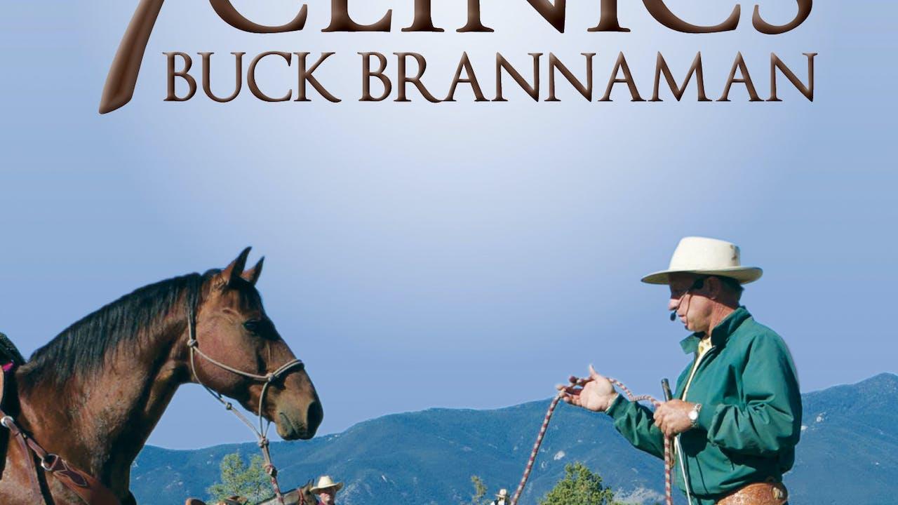 7 Clinics w/Buck Brannaman #2-Groundwork II